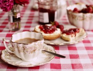 Mother's Day Cream Tea at Alexandra Nurseries @ Alexandra Nurseries